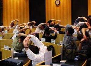 yoga-en-la-oficina